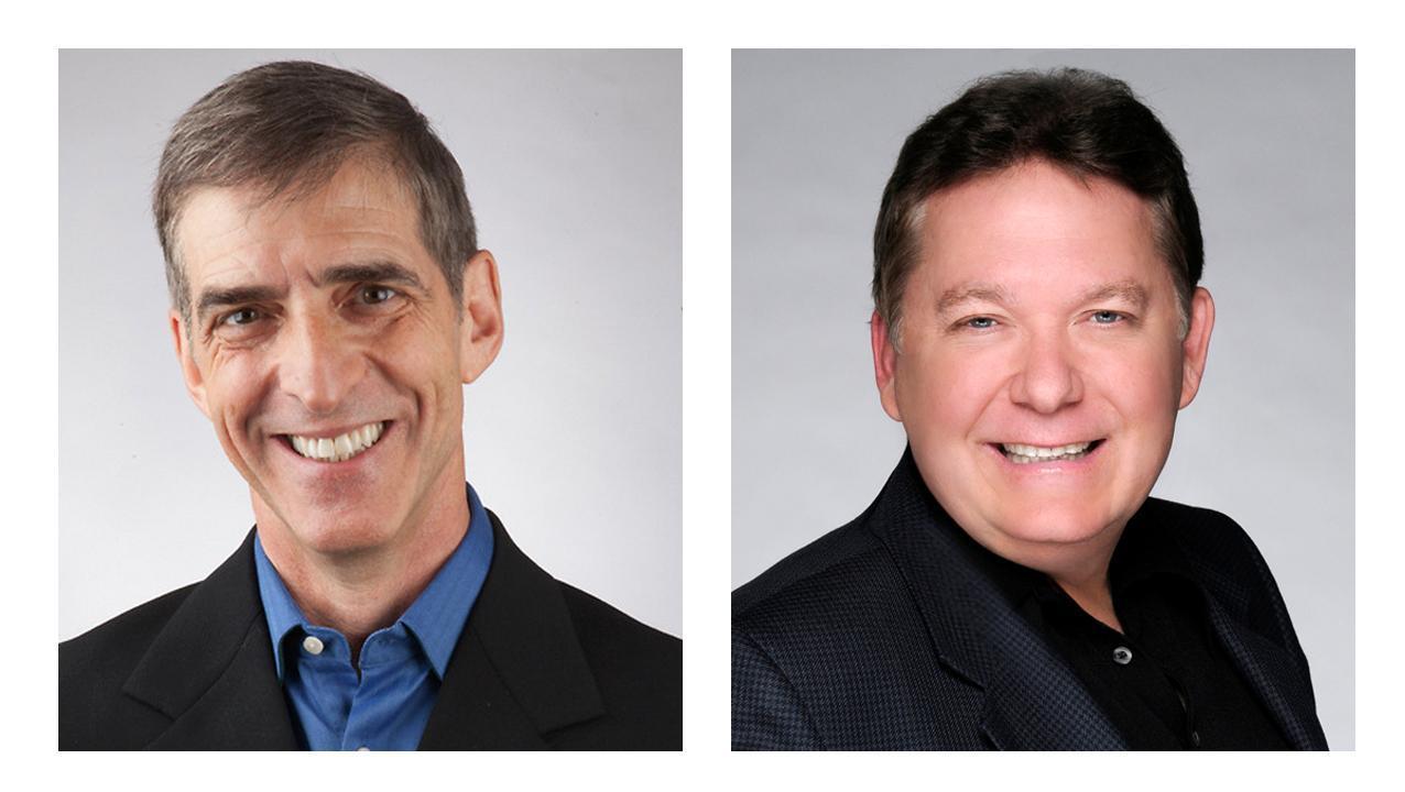 Mitchell Rigie & Keith Harmeyer profile image